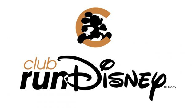 logo for club run disney corral placement