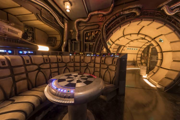 Smugglers Run FastPass options