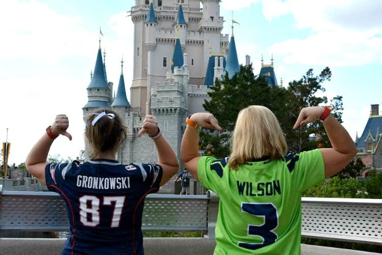 Where to watch the super bowl in Disney World