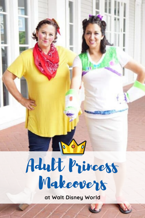 character couture princess make overs disney world disney bounding