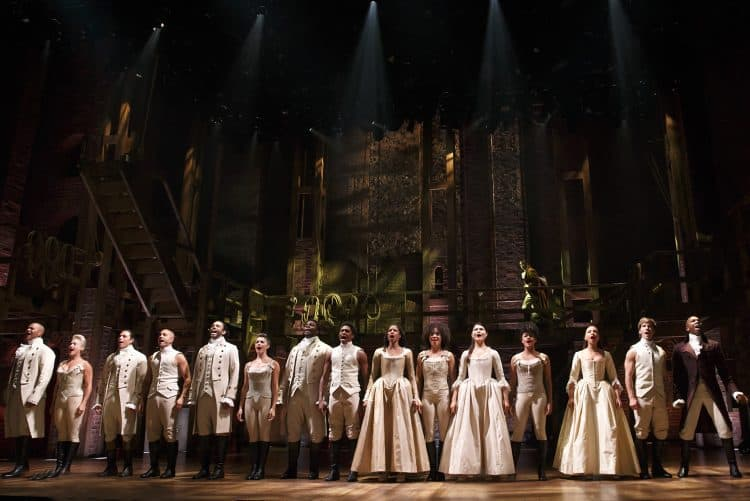 Original Broadway Cast Stars in Disneys Hamilton