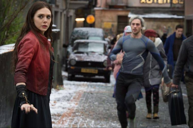 Age of Ultron Marvel Movies in order scarlet witch and quick silver