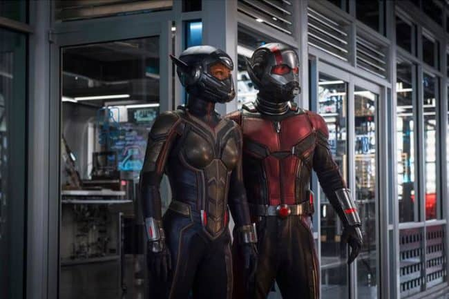 Ant Man and the wasp costumes Marvel movies