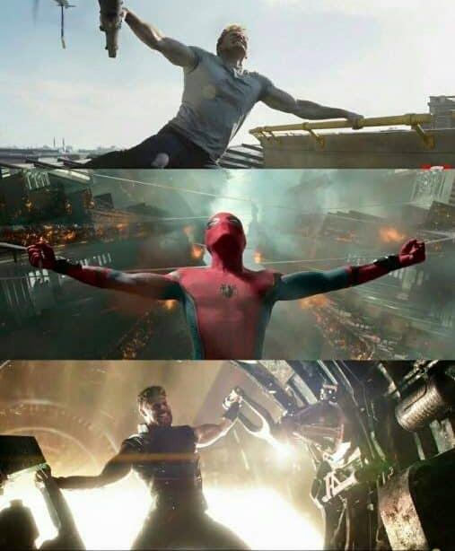 Marvel movies in order before Black Widow movie
