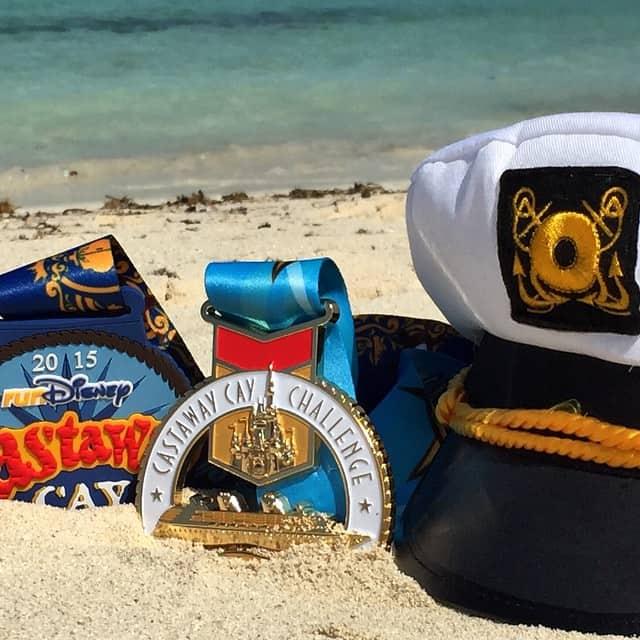 castaway cay challenge medal rundisney anniversary dates