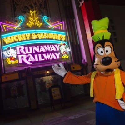 All Aboard! Mickey & Minnie's Runaway Railway Easter Eggs and Reaction