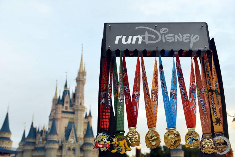 runDisney marathon weekend medals and anniversary dates