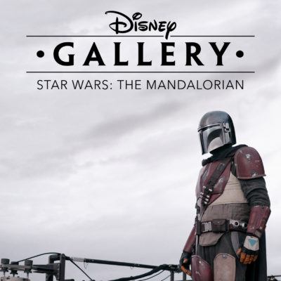 Disney Gallery: The Mandalorian Poster