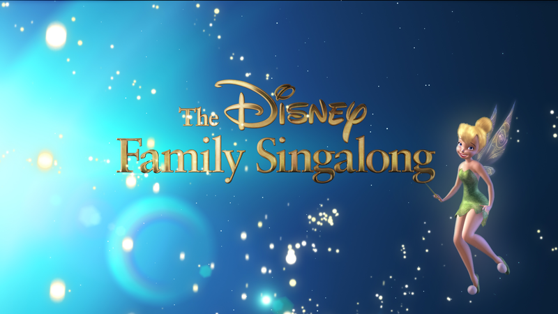 how to watch the disney family singalong on ABC