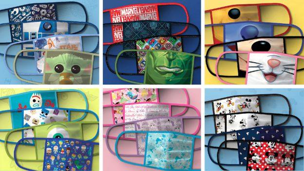 Official Disney Masks on Shop Disney