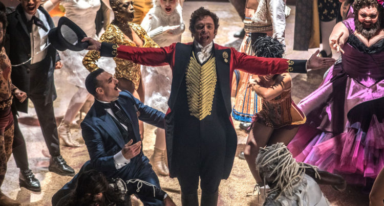 the greatest showman on Disney studios flash sale in April and May 2020