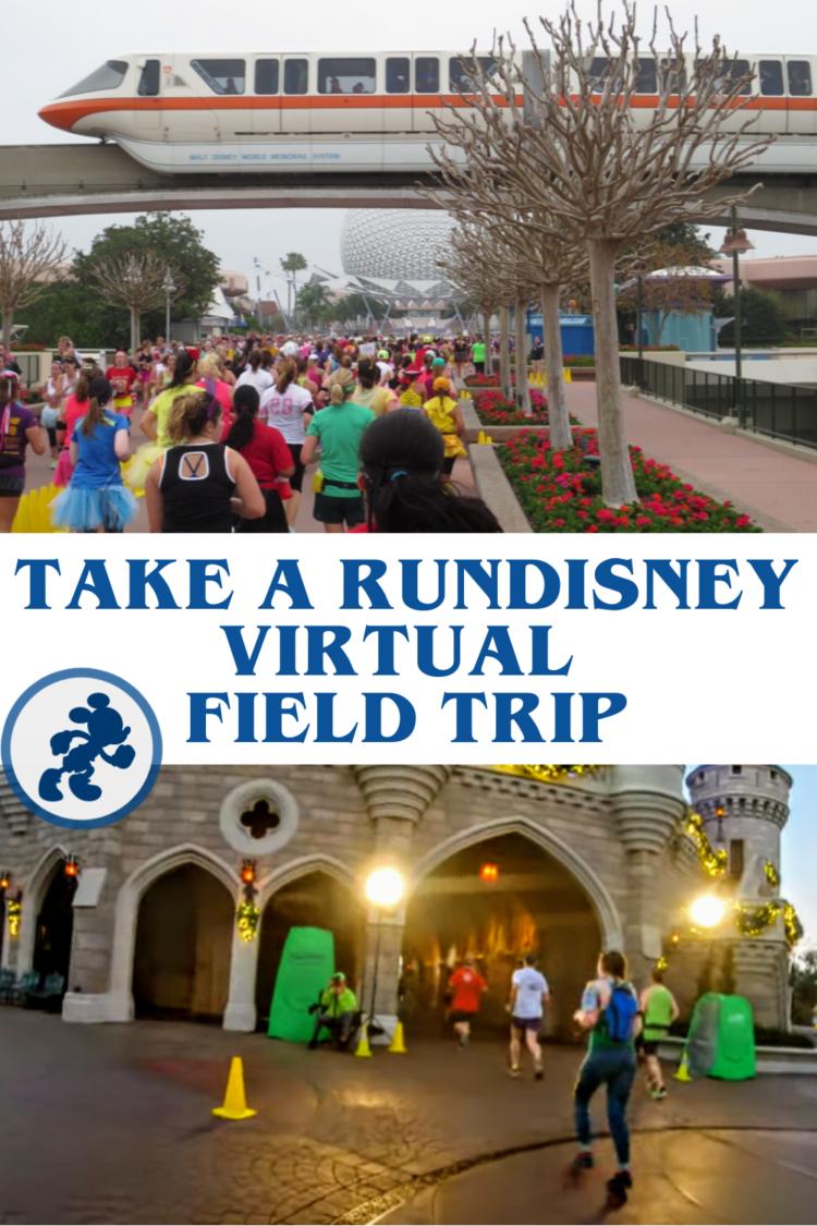 experience a rundisney virtual vacation on a disney virtual field trip