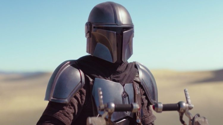 Disney Gallery the mandalorian coming to Disney plus May the 4th