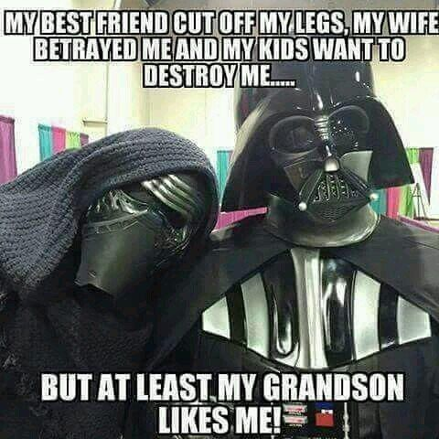 Funny Star Wars Memes To Share For May The Fourth