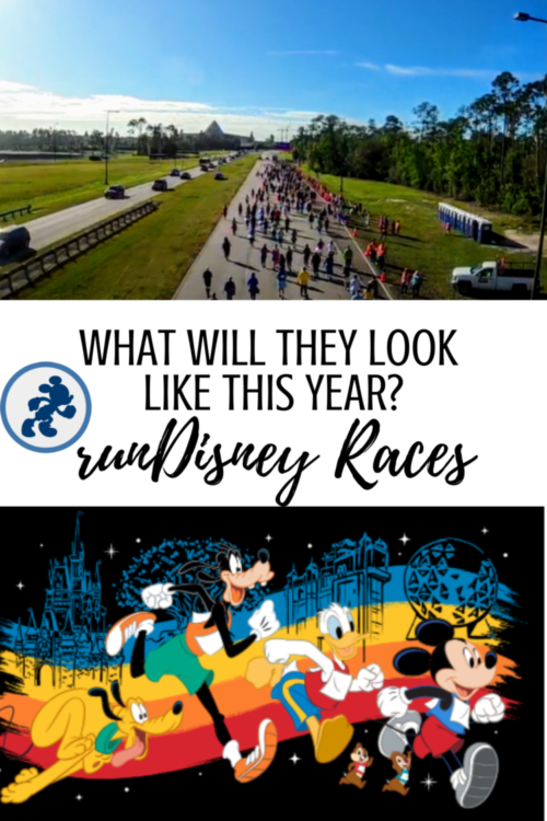 what could runDisney races look like in 2020/2021 due to Covid concerns?