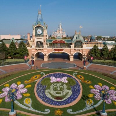 Shanghai Disneyland Opening Announced | What It Will Look Like On May 11