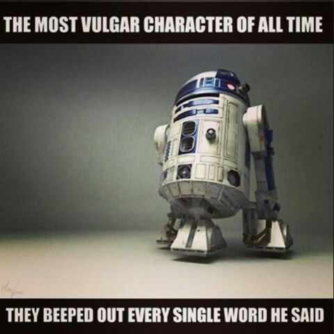 r2d2 meme star wars may the fourth