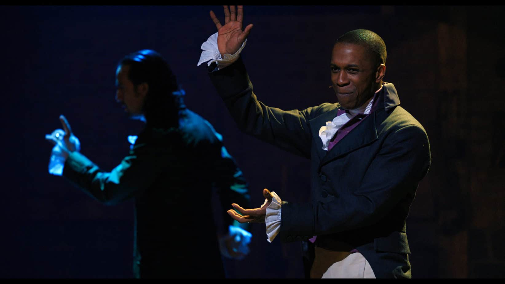 aaron burr quotes from hamilton
