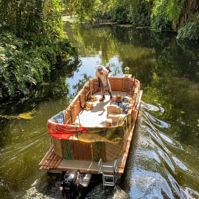 characters on boats animal kingdom rafiki disney world changes that need to stay
