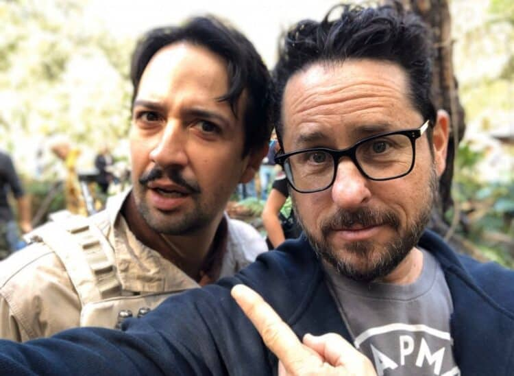 Hamilton and Disney connections: Lin Manuel Miranda cameo in Rise of Skywalker
