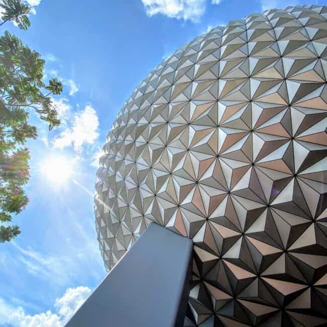 spaceship earth at epcot changes disney world needs to keep beyond 2020