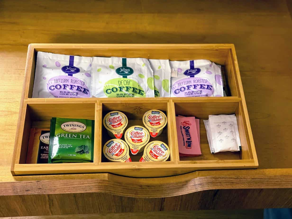 pop century coffee supplies