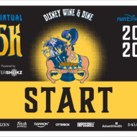 5k wine and dine virtual start how to register for rundisney races