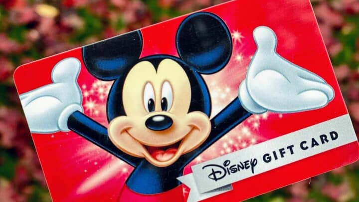 Big Changes Coming To The Disney Gift Card Website