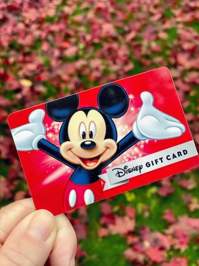 changes coming to disney gift card website