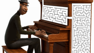 Pixar Soul Activity Sheets
