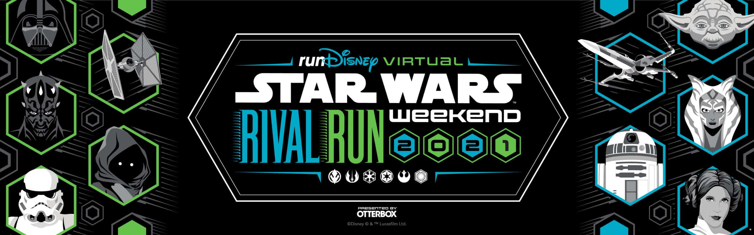 runDisney star wars 2021 options