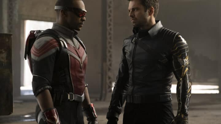 THE FALCON AND THE WINTER SOLDIER marvel series runtimes and series episode length
