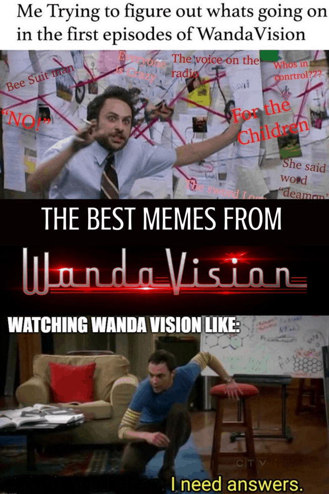 The best memes from wandavision