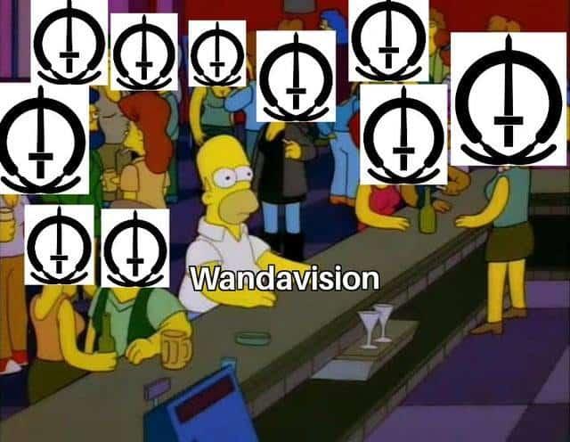spoiler wandavision memes sword