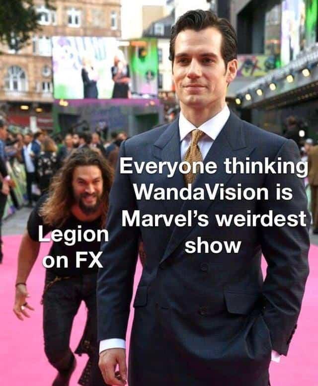 wandavision memes legion