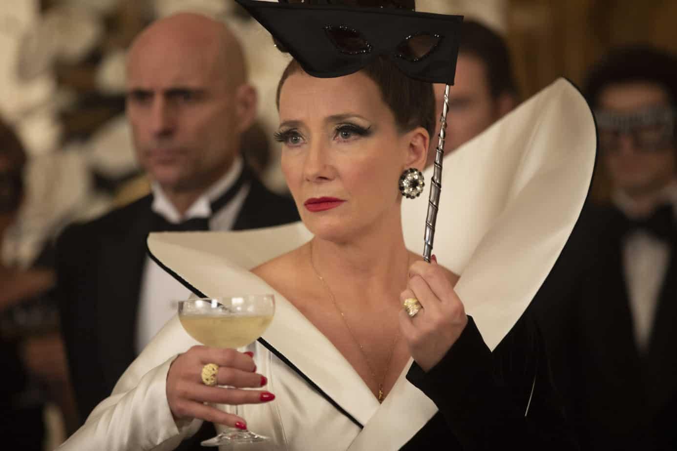 Emma Thompson as Baroness von Hellman quotes from Cruella