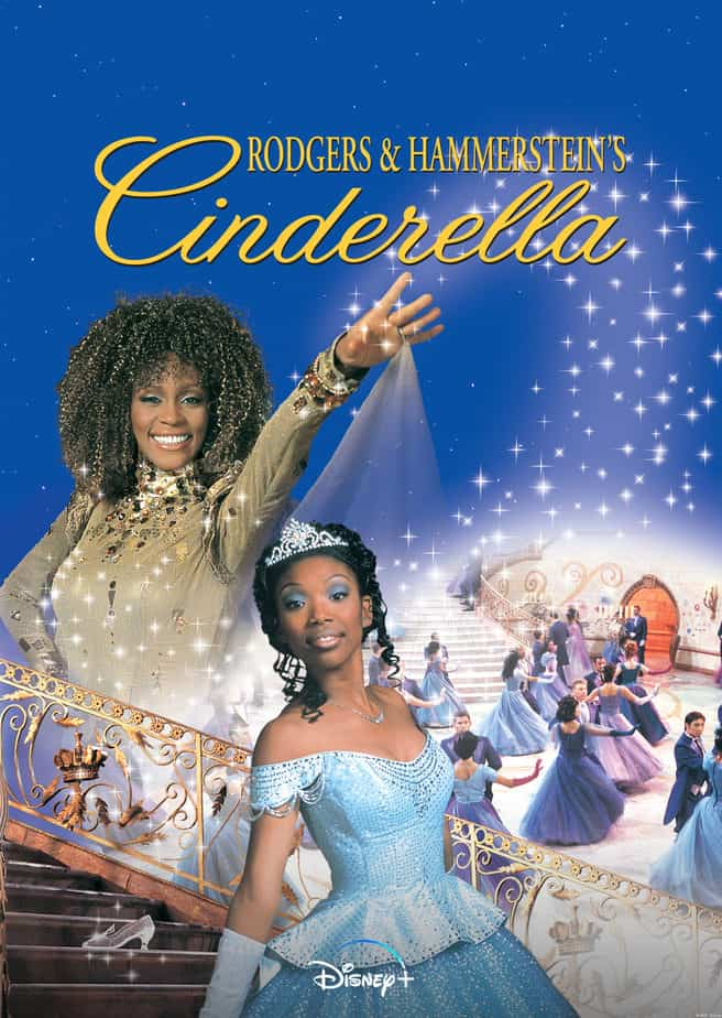 Cinderella_Rodgers_And_Hammersteins comes to Disney Plus