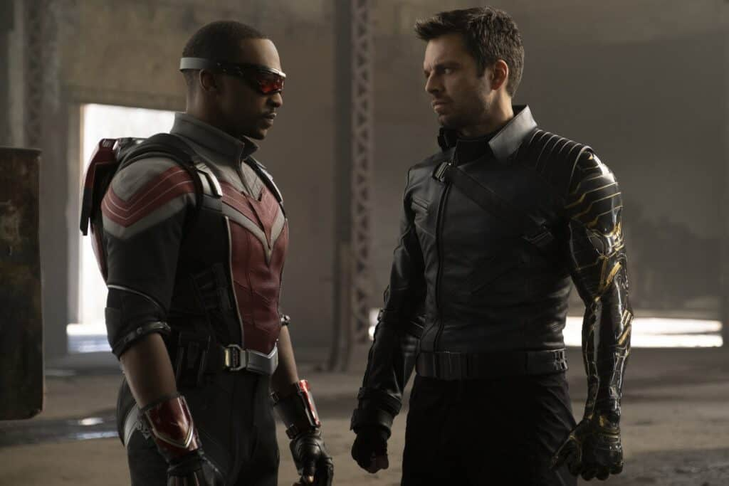falcon and the winter soldier marvel movies to watch in order
