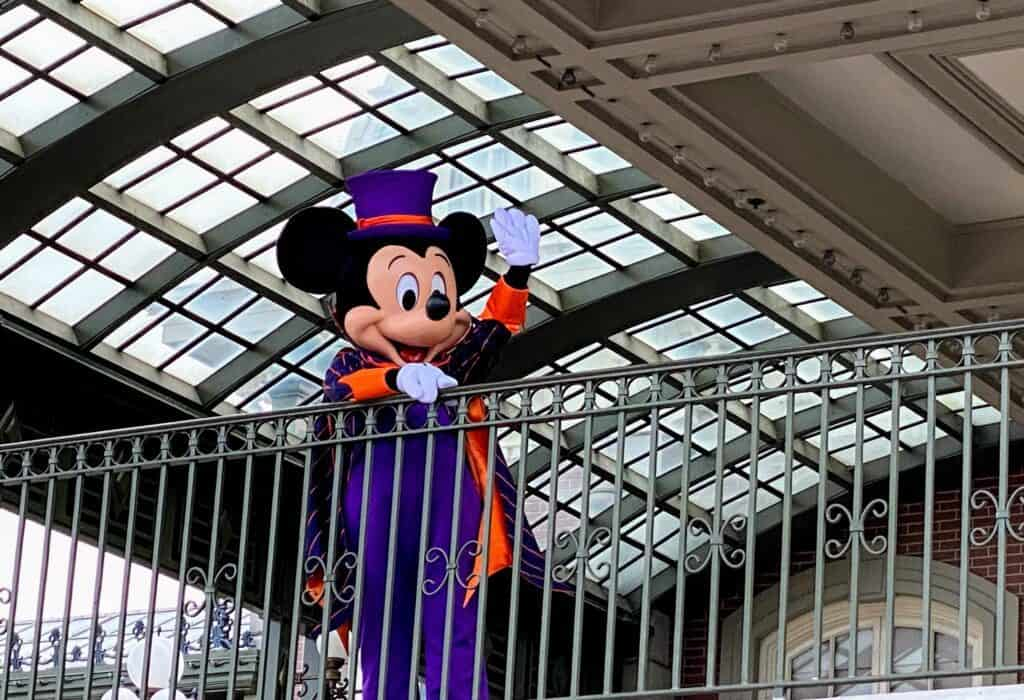 hallowen boo bash mickey mouse