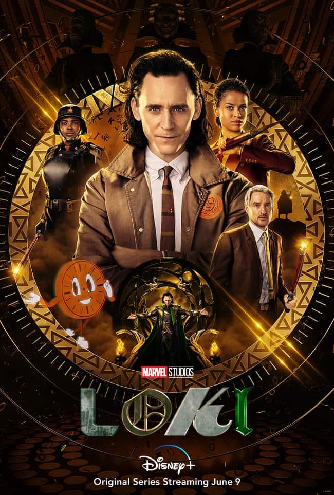 marvel movies to watch before Loki on disney plus poster