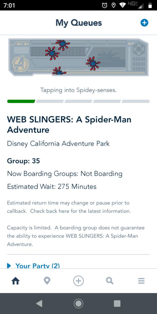 webslingers boarding group