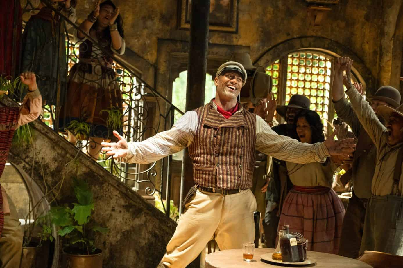 dwayne johnson jungle cruise movie quotes and puns