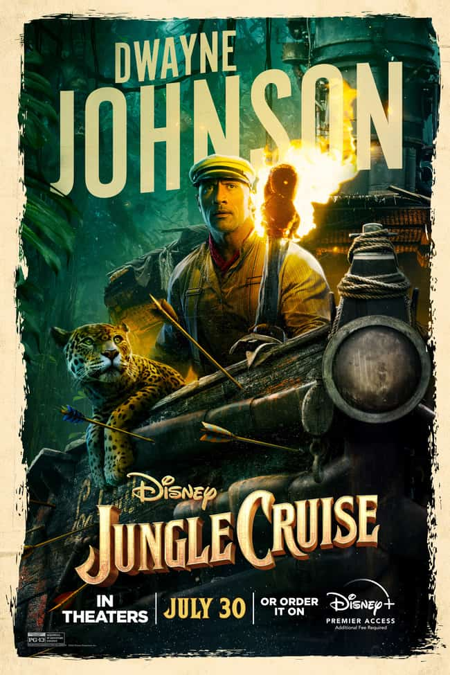 dwayne johnson jungle cruise too scary for kids