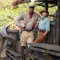 rating disney attractions turned into movies jungle cruise