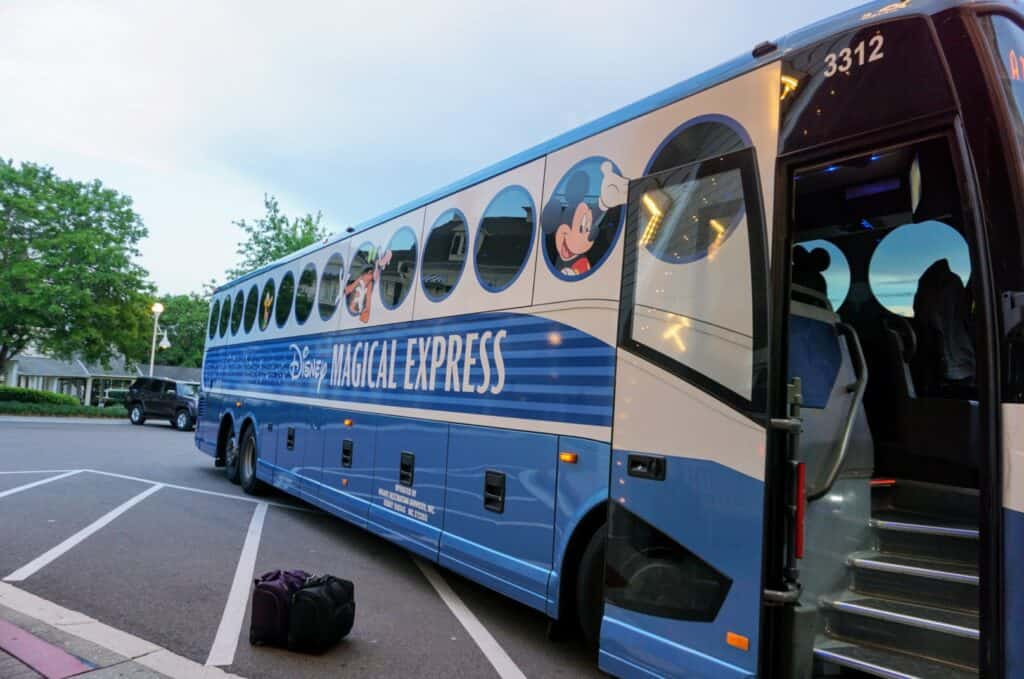 transportation from MCO to disney after magical express is gone