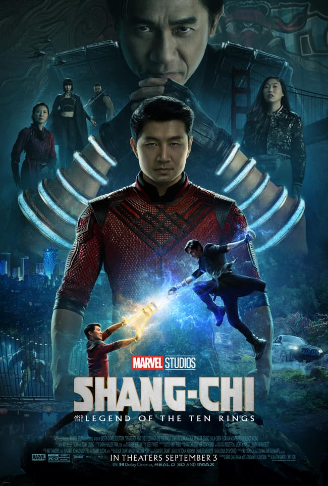 Marvel movies to watch before SHANG-CHI AND THE LEGEND OF THE TEN RINGS